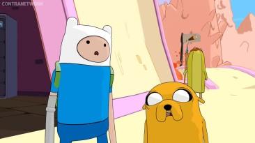 Adventure Time: Pirates of the Enchiridion | Первые скриншоты | Nintendo Switch
