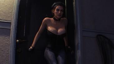 """Resident Evil 3 """"Jill Corset- Biker XL"""""""