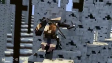 Assassin's Craft 3 - Reveal Trailer (Minecraft and Assassin's Creed 3 Mashup)
