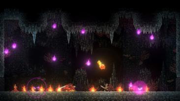 2D экшен-приключение Batbarian: Testament of the Primordials выйдет 15 октября на Switch и PC