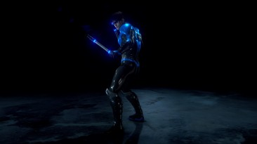 "Batman: Arkham Knight ""Nightwing New 52 Blue Skin"""