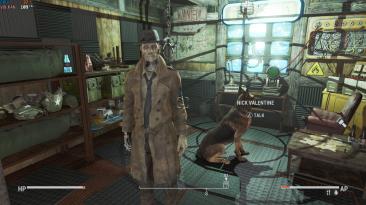 "Fallout 4 ""Рендеринг через Vulkan"""
