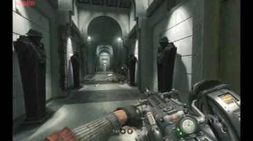 Wolfenstein: The New Order HARDCORE прохождение - ФИНАЛ, БОСС (глава 16)