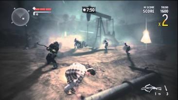 Alan Wake's American Nightmare - новый геймплей