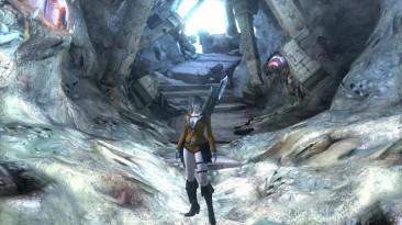 "Devil May Cry 4 ""Леди из SF5 оранжевый костюм"""
