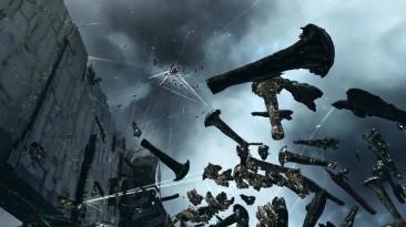 В EVE Online уничтожена самая большая цитадель