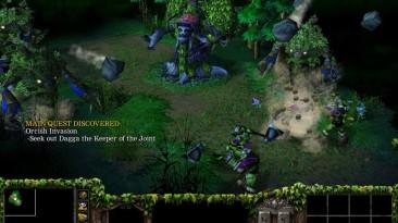 "Warcraft 3 TFT ""Карта - Big Tree's Ques"""