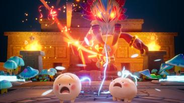 Расширенный ролик с дополнительным контентом к релизу кооперативной игры Bake 'n Switch