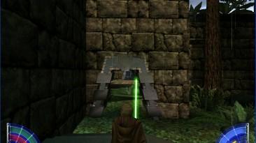 """Star Wars: Jedi Knight - Jedi Academy """"JAmenu мод - версия 2"""""""