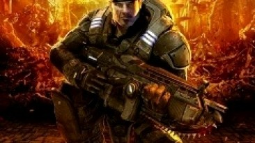 "Gears of War ""Тема для Nokia S60 3rd"""