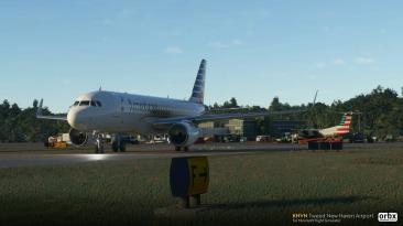 Orbx анонсировал аэропорт Туид Нью Хейвен для Microsoft Flight Simulator