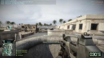 M16A3 против XM8 | battlefield versus