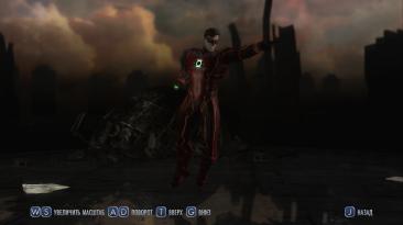 """Injustice: Gods Among Us """"Red Lantern Hal Jordan"""""""