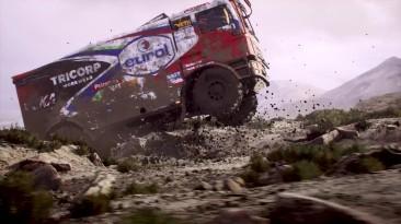 Анонс трейлер Dakar 18 - новый гоночный симулятор