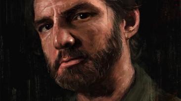 Художница представила Педро Паскаля в образе Джоэла из The Last of Us. Актер сыграет персонажа в экранизации