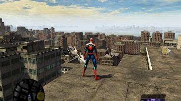 "Spider-Man: Web of Shadows ""Графика как в Ultimate Spider Man"""