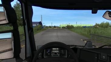 Euro Truck Simulator 2 - Дорога к Черному морю: Речной паром