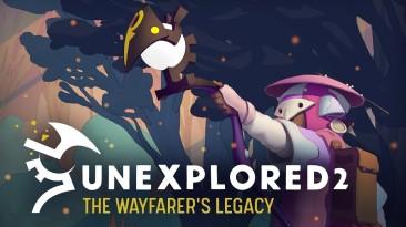 Ролевой экшен Unexplored 2 выйдет на Xbox Series X