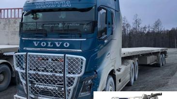 "Euro Truck Simulator 2 ""Двигатель Volvo D11 (1.40.x)"""