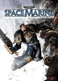 Обложка игры Warhammer 40.000: Space Marine