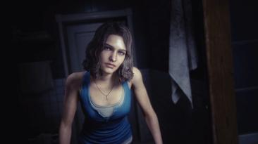 "Resident Evil 3 ""Новый образ Джилл"""