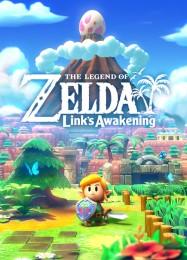 Обложка игры The Legend of Zelda: Link's Awakening