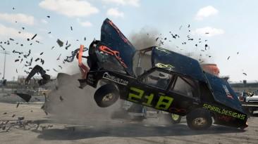 Wreckfest познакомила геймеров с Костоломом в новом трейлере гонки от Bugbear