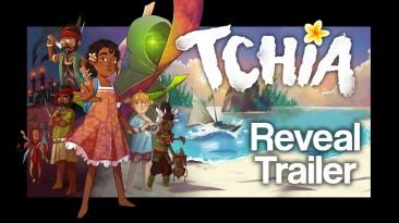 В Tchia вы будете изучать мир, вдохновленный Новой Каледонией