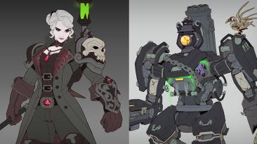 """Разработчики Overwatch рассказали о создании обликов для """"Ужасов на Хеллоуин"""" 2021"""