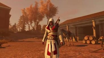 Assassin's Creed 3: Remastered - Обзор всех костюмов и их особенностей! (Эцио, Агилар, Алексиос)