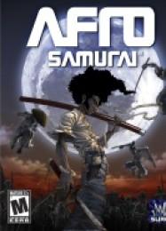 Обложка игры Afro Samurai