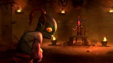 "Oddworld: Abe's Oddysee - New 'n' Tasty! ""РС-трейлер"""