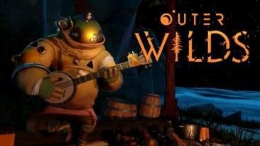 Состоялся релиз приключенческой игры Outer Wilds