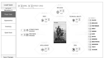 Cyberpunk 2077: Редактор Сохранений / Save Editor (CyberCAT-SimpleGUI) v 0.5a
