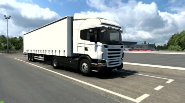 "Euro Truck Simulator 2 ""Звук для SCANIA DC9 v1.0"""