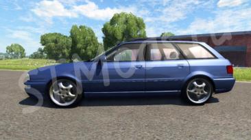 "BeamNG.drive ""Audi RS2 Avant"""
