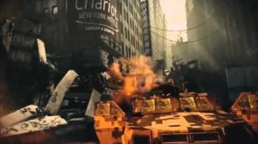 Официальный перевод трейлера Crysis 2 от google-promt
