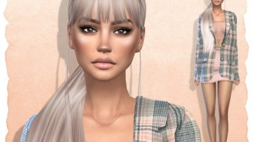 "The Sims 4 ""Симка Alice May и набор для неё"""