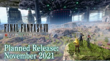 Final Fantasy 7: The First Soldier выйдет в ноябре
