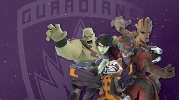 Коллекционные фигурки героев Marvel свнутриигровым контентом- вDisney Infinity2.0: Marvel Super Heroes