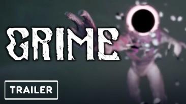 Новый кинематографичный трейлер Grime: метроидвания в стиле Dark Souls