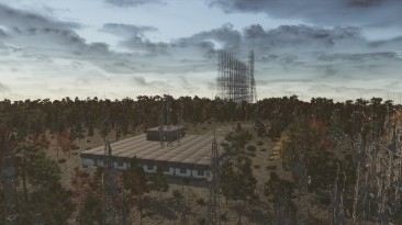 """Far Cry 4 """"Военный городок Ленинск-2, ЗГРЛС ДУГА, СТАНЦИЯ ВНЗ"""""""