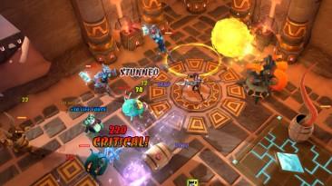 Состоялся официальный релиз The Mighty Quest for Epic Loot