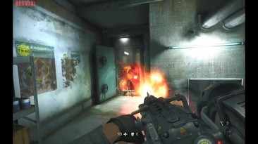 Wolfenstein: The New Order HARDCORE прохождение - глава 10
