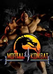 Обложка игры Mortal Kombat 4