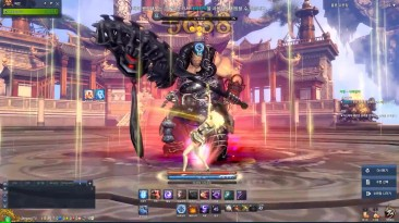 Blade and Soul - первый геймплей класса Maestro