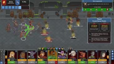 Официальная игра по Dungeons & Dragons - Idle Champions of the Forgotten Realms выйдет на Nintendo Switch