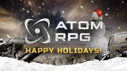 Новогоднее событие в ATOM RPG