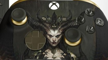 Xbox Series X в стиле Diablo 4. Blizzard оценила концепт дизайнера