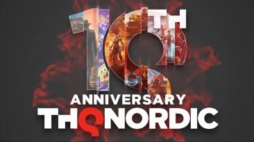 В Steam началась распродажа игр THQ Nordic в честь десятой годовщины компании